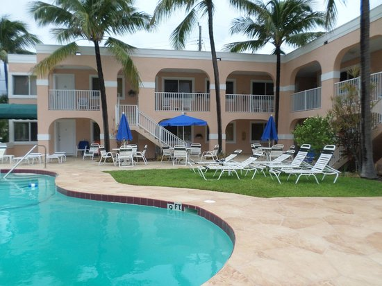 Coral Key Inn: Beautiful Coal Key Inn, Lauderdale By-The-Sea