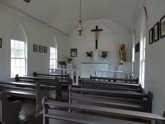 St. Joseph's Catholic Church: Inside St Josephs