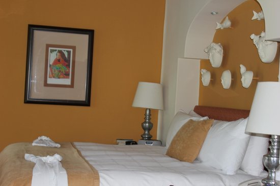 Casa Velas: Our room