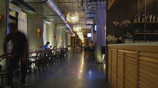 NYLO Providence/Warwick: Restaurant