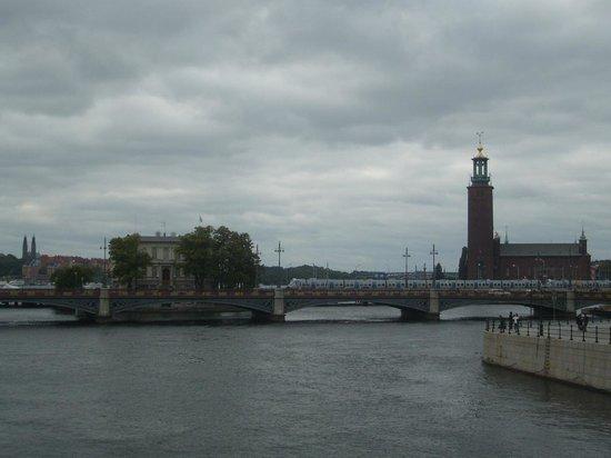 Ayuntamiento: Stockholm City Hall