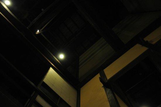 Former Isobe's House: 高~い天井