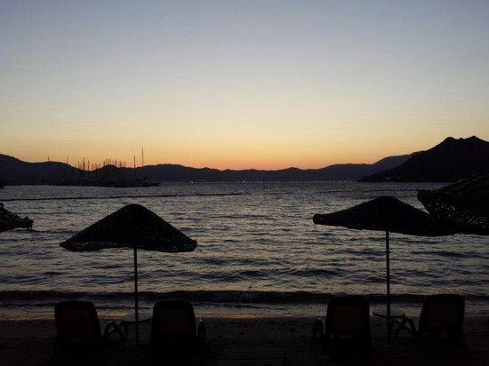 TUI SENSIMAR Marmaris Imperial Hotel: Beach