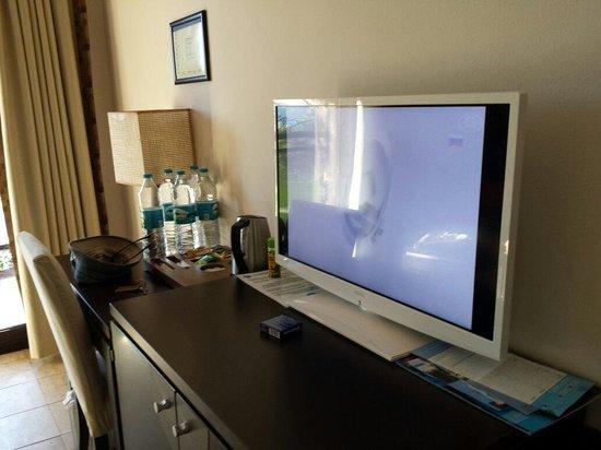 TUI SENSIMAR Marmaris Imperial Hotel: Tv