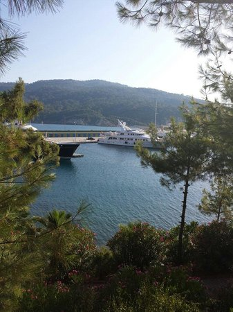 TUI Sensimar Marmaris Imperial Hotel: Our view
