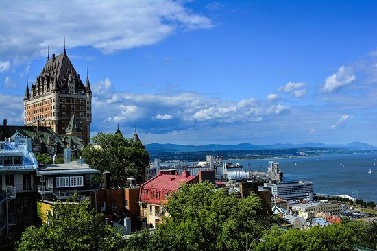 Quebec Experience: Château Frontenac