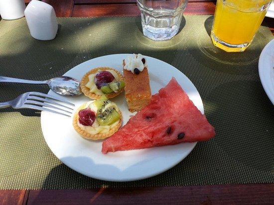 TUI BLUE Marmaris: More pudding!