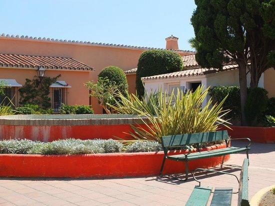 Marbella Playa Hotel : domki