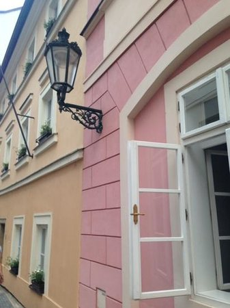 Hotel Residence Agnes: beatifull elevation
