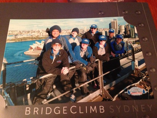 Sydney Harbour Bridge: The Summit