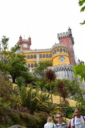 Park and National Palace of Pena: Pena