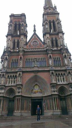 Iglesia de Los Capuchinos: Iglesia del Corazon de Jesus - Frente