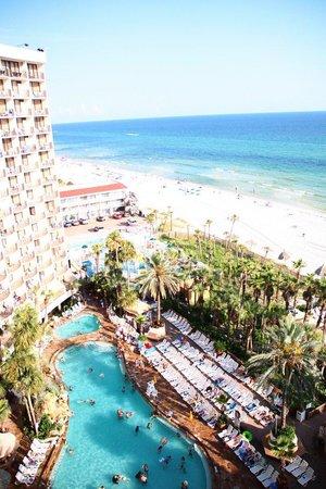 Holiday Inn Resort Panama City Beach: View from room