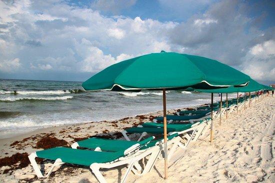 Holiday Inn Resort Panama City Beach: Beach umbrellas