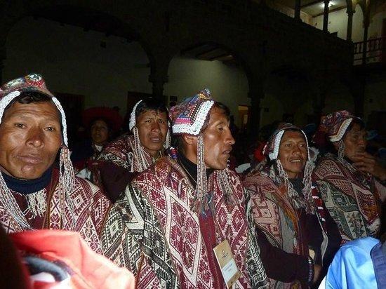 Centro de Textiles Tradicionales del Cusco: Comunidad de Patabamba