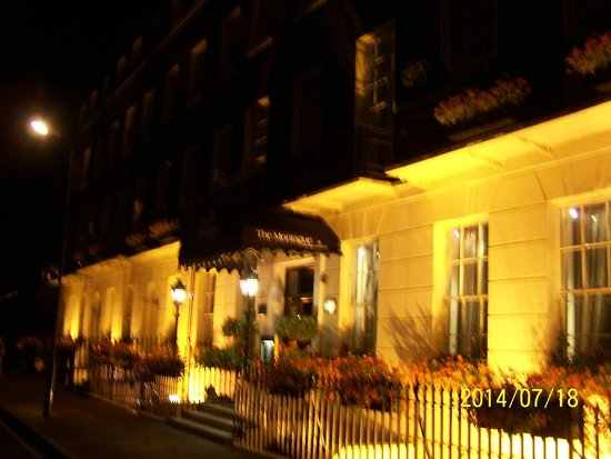 The Montague on The Gardens: At Night
