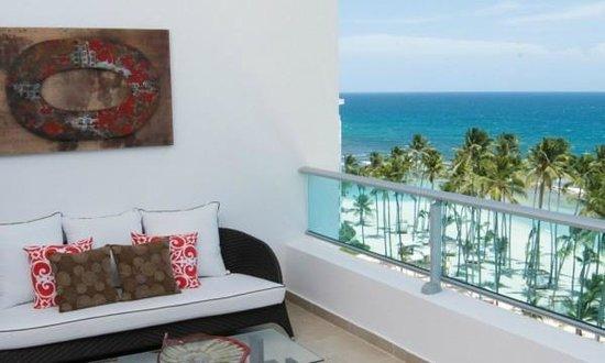 Xeliter Marbella Juan Dolio : Large balconies