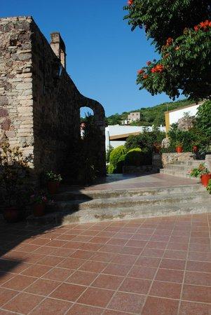 Hotel Real de Minas: Lindos paisajes
