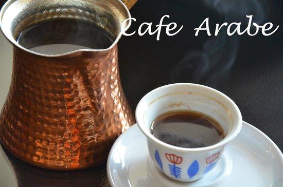 Marjaba Cafe: arabic coffee