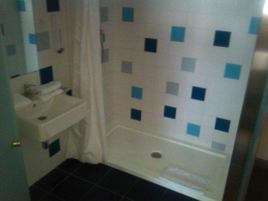 B&B Hotel Granada: wc