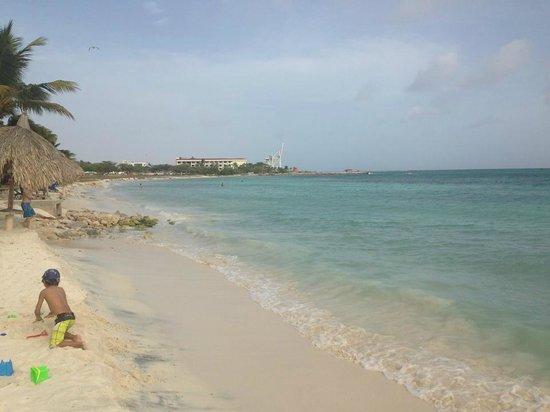 Beach picture of divi village golf and beach resort oranjestad tripadvisor - Divi village golf and beach resort reviews ...