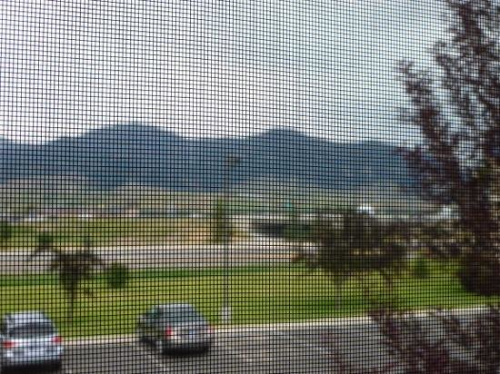 Hampton Inn Bozeman: View from our room