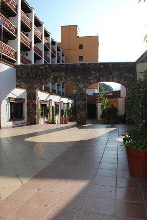 Hotel Real de Minas: Vista de las habitaciones