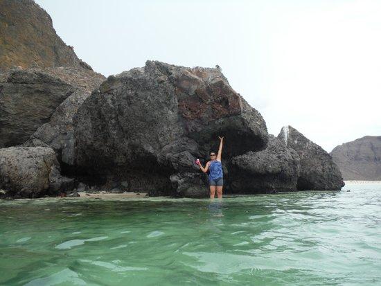 Balandra Beach : Beautiful Rock Formations
