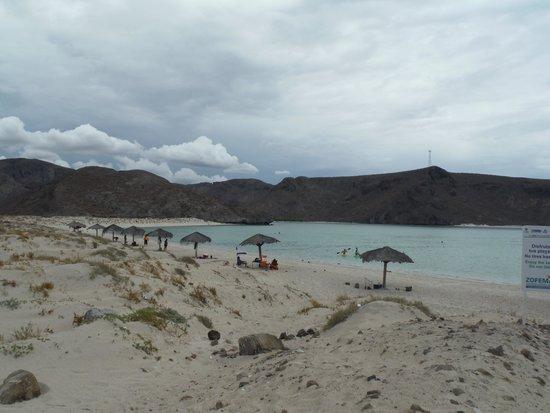 Balandra Beach: Quite and Clean
