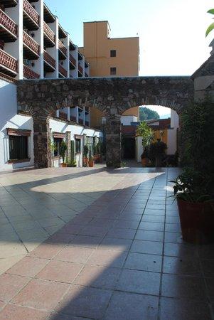 Hotel Real de Minas: vista hotel
