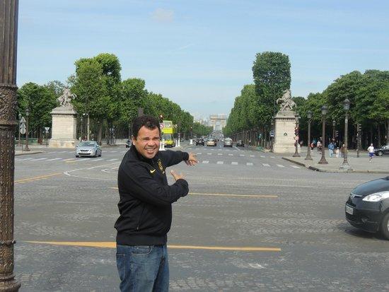 Champs-Elysees: Inicio
