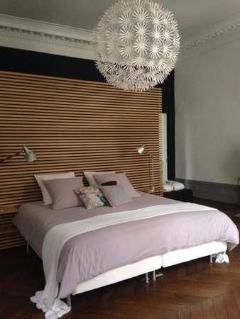 Le Montauban : Our room