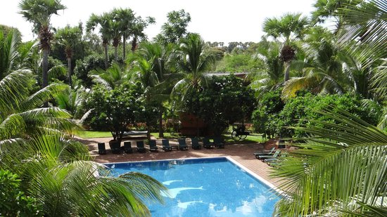 Amazing Bagan Resort: Garden pool