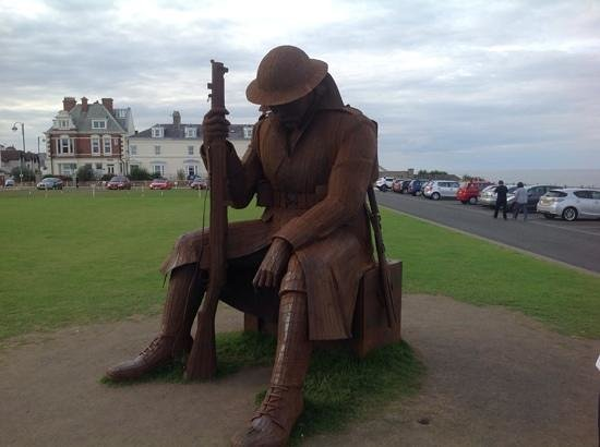 """Tommy"" The jewel in Seaham's Crown"