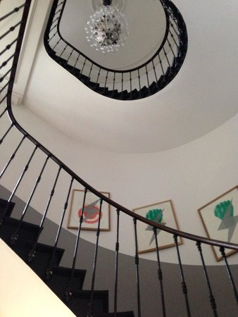 Le Montauban : Hallway