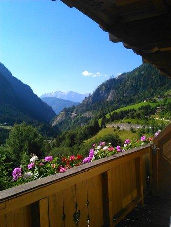 Hotel Dorfer: balcony