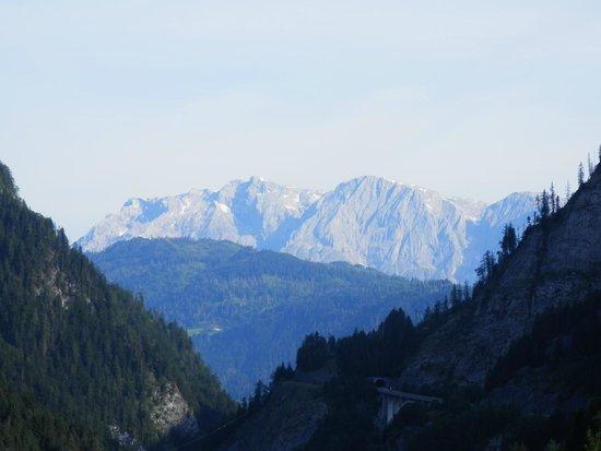 Hotel Dorfer: distant view