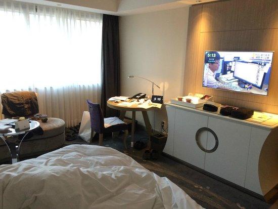 Tokyo Marriott Hotel: Marriott comfort