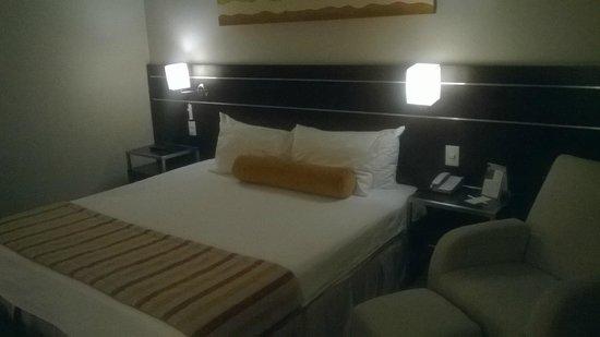 Quality Hotel Afonso Pena: bom quarto