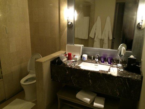 Tokyo Marriott Hotel: clean and modern