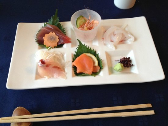 Hotel Green Plaza Hakone : Dinner