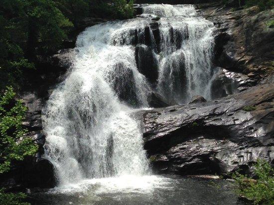 Bald River Falls: The 'falls'!