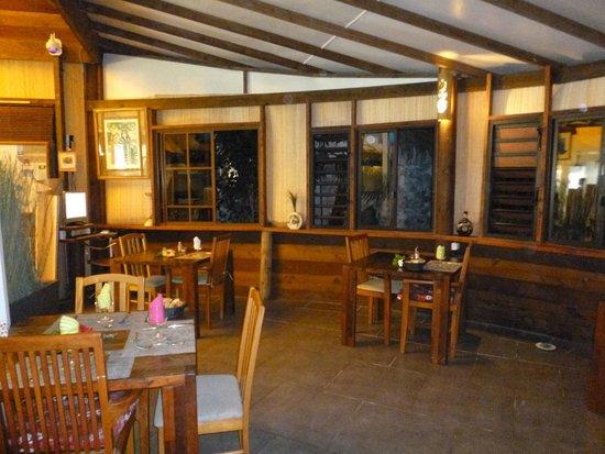 Pearl Havaiki: la salle à manger du restaurant