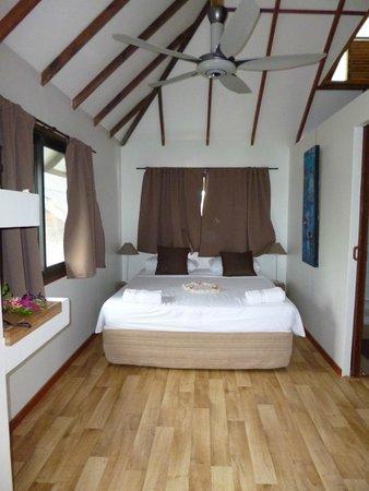 Pearl Havaiki: la chambre