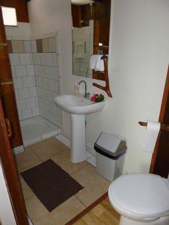 Pearl Havaiki: la salle de bain