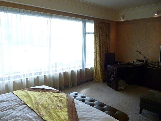 InterContinental Hong Kong: 客室2