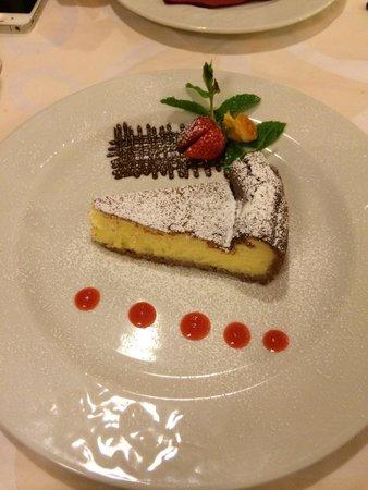 The Babette Cake was fantastic!