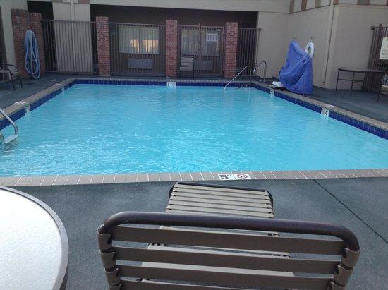 Quality Inn Memphis Airport : Pool