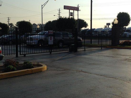 Quality Inn Memphis Airport : Gates