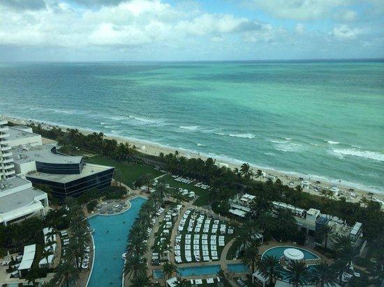 Fontainebleau Miami Beach: nice view